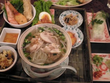ヴェトナム料理