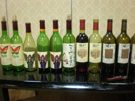 ワイン会in松本