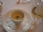 聖護院大根のクリームスープ