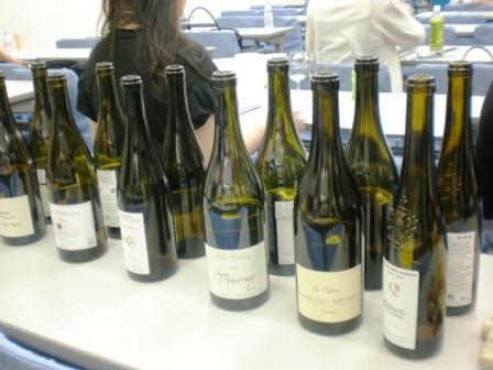 ロワールの白ワイン