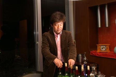 ワイン会イン富士calm